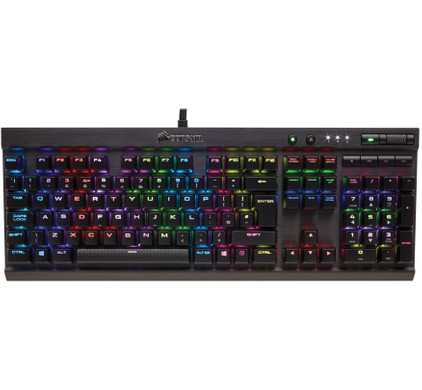 Corsair K70 LUX Cherry MX RGB Red AZERTY