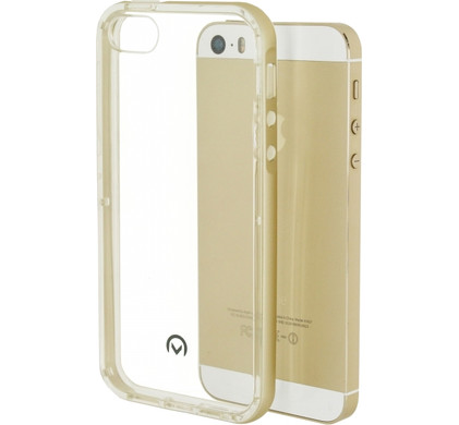 Mobilize Gelly Plus Case Apple iPhone 5/5S/SE Champagne