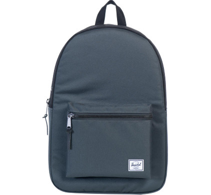 Herschel Settlement Dark Shadow/Black