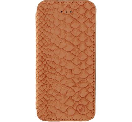 Mobilize Slim Booklet Book Case Apple iPhone 5/5S/SE Soft Snake Bruin