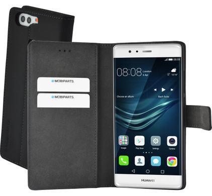 Mobiparts Premium Wallet Case Huawei P9 Zwart