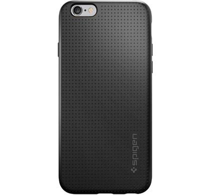 Spigen Capsule Solid Apple iPhone 6/6s Zwart Main Image