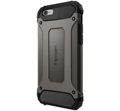 Spigen Tough Armor Tech Apple iPhone 6/6s Grijs