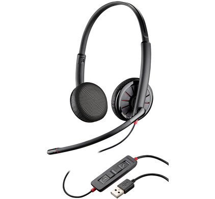 Plantronics BlackWire C325.1-M Office Headset