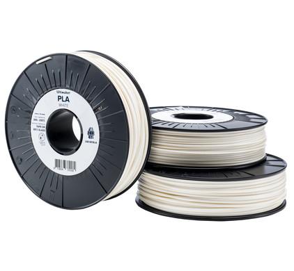 Ultimaker PLA Witte Filament 2.85 mm (0,75 kg)