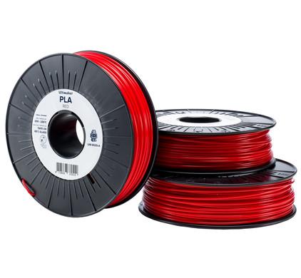 Ultimaker PLA Rode Filament 2.85 mm (0,75 kg)