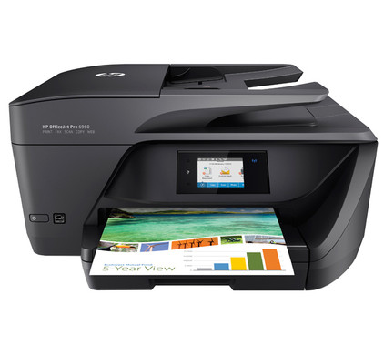 HP OfficeJet Pro 6960 e-All-in-One (J7K33A) Main Image