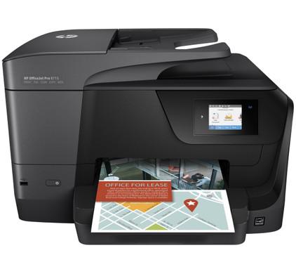 HP OfficeJet Pro 8715 e-All-in-One (K7S37A)