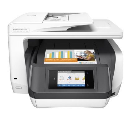 HP OfficeJet Pro 8730 All-in-One (D9L20A) Main Image