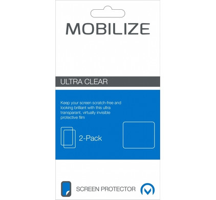 Mobilize Screenprotector Sony Xperia X Performance Duo Pack