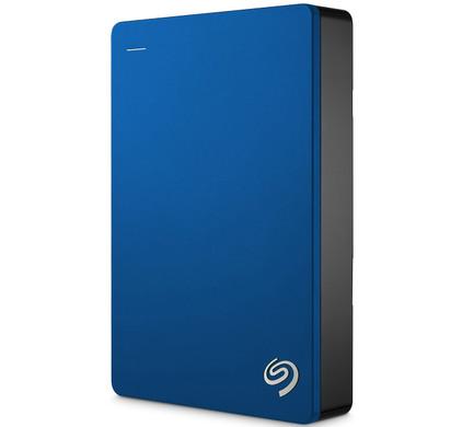 Seagate Backup Plus Portable 5 TB Blauw
