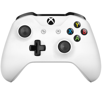 Microsoft Xbox One S Draadloze Controller Wit