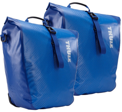 Thule Pack 'n Pedal Shield Pannier Cobalt - L (paar)
