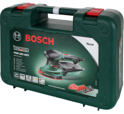 Bosch - 06033b6000 - ponceuse multifonction psm 200 aes
