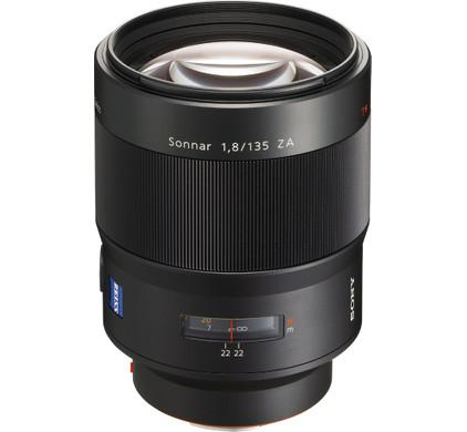 Sony 135mm f/1.8 Carl Zeiss T*