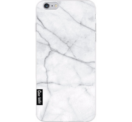 Casetastic Softcover Apple iPhone 6 Plus/6s Plus White Marble