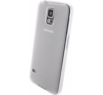 Mobiparts Essential TPU Case Samsung Galaxy S5/S5 Plus Transparant