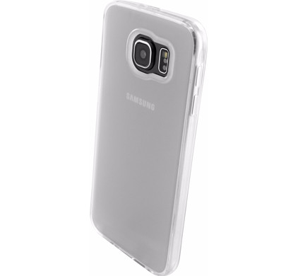 Mobiparts Essential TPU Case Samsung Galaxy S6 Transparant