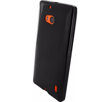 Mobiparts Essential TPU Case Nokia Lumia 930 Zwart