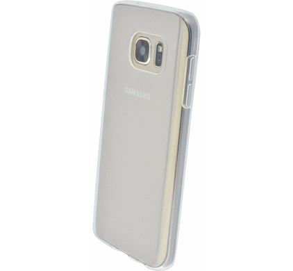 Mobiparts Essential TPU Case Samsung Galaxy S7 Transparant