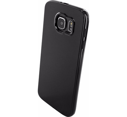 Mobiparts Essential TPU Case Samsung Galaxy S6 Zwart