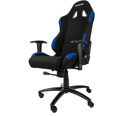 AK Racing Gaming Chair Zwart / Blauw