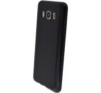 Mobiparts Essential TPU Case Samsung Galaxy J5 (2016) Zwart