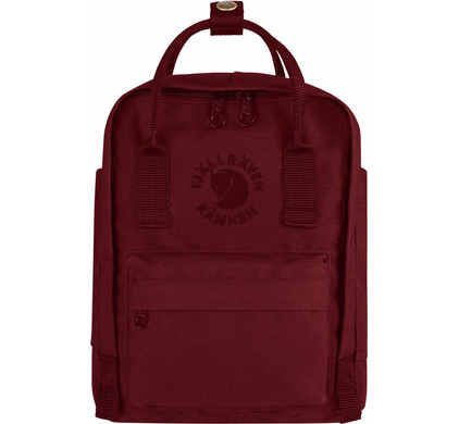 06bbade24ca4 Fjällräven Re-Kånken Mini Ox Red - Kids backpack - Coolblue - Before ...