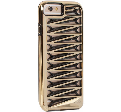 Case-Mate Tough Layers Case Apple iPhone 7/8 Goud