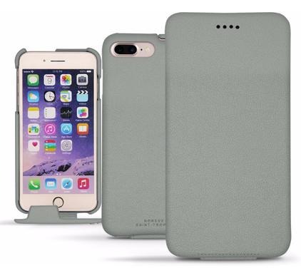 Noreve Tradition Leather Case Apple iPhone 7 Plus/8 Plus Grijs