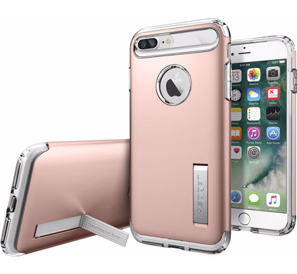 Spigen Slim Armor Apple iPhone 7 Plus/8 Plus Roze