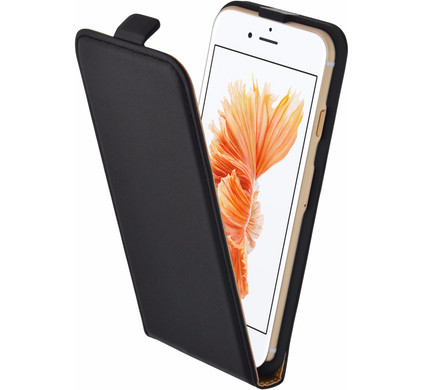 Mobiparts Essential Flip Case Apple iPhone 7/8 Zwart