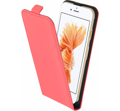 Mobiparts Premium Flip Case Apple iPhone 7/8 Roze