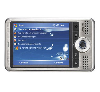 Asus MyPal A686 Navigation Pack Europa