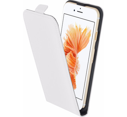 Mobiparts Premium Flip Case Apple iPhone 7/8 Wit
