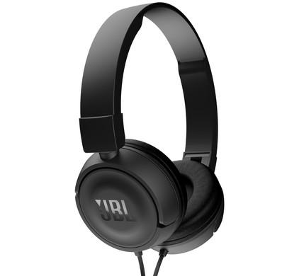 JBL T450 Zwart