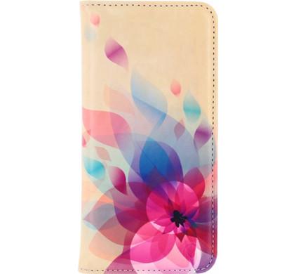 Mobilize Premium Magnet Book Case Apple iPhone 7 Plus/8 Plus Fire Flower