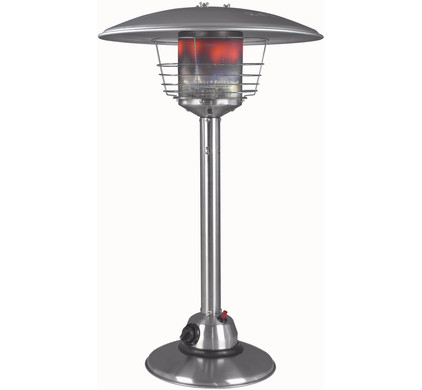 Eurom Table Lounge Heater 3000 RVS