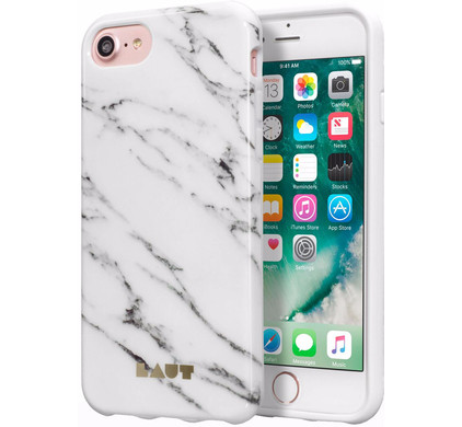 Laut Huex Apple iPhone 7 Plus/8 Plus Marble Wit