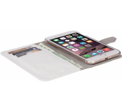 Krusell Boras Wallet Case Apple iPhone 7 Plus/8 Plus Wit