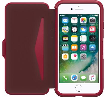 Otterbox Symmetry Etui Apple iPhone 7/8 Rood