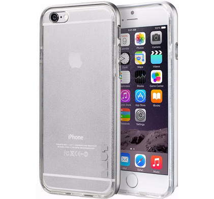 Laut Exo-Frame Apple iPhone 7/8 Zilver