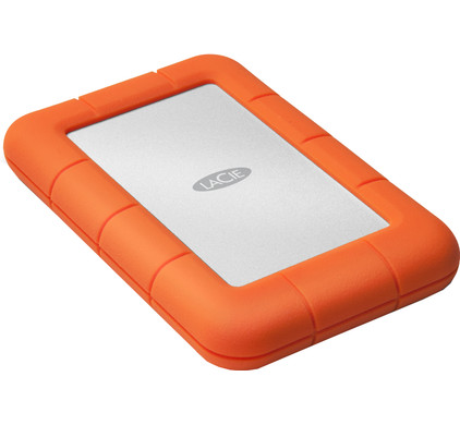 LaCie Rugged Mini USB-C 1TB Main Image