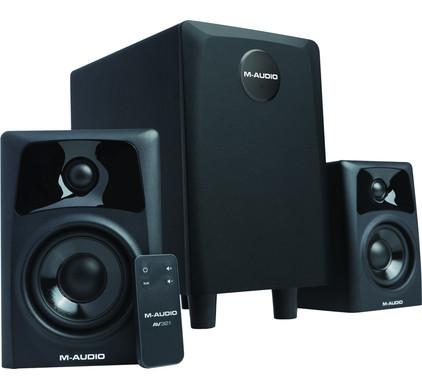 M-Audio AV32.1 (per paar met subwoofer)