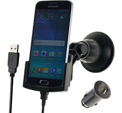 Fix2Car Actieve Houder Met Zuignap Samsung Galaxy S6