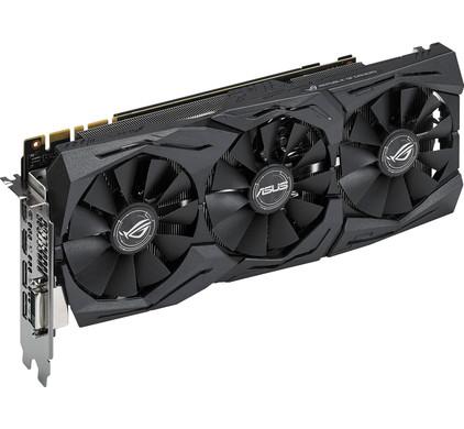 Asus GeForce Strix GTX 1080 A8G Gaming