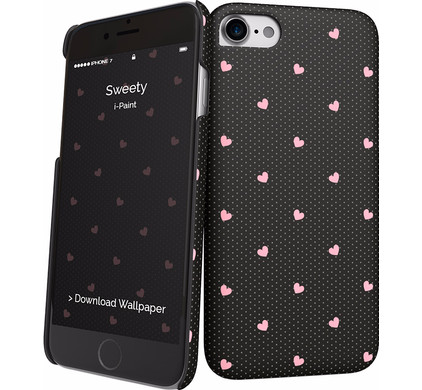 i-Paint Cover Apple iPhone 7/8 Sweety
