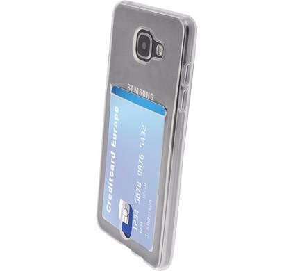 Mobiparts Smart TPU Samsung Galaxy A5 (2016) Transparant