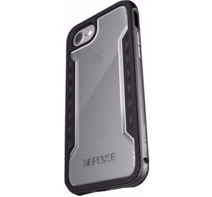 X-Doria Defense Shield Cover Apple iPhone 7/8 Zilver