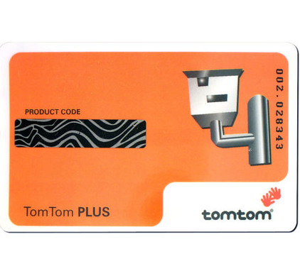 TomTom Safety Camera Card + TomTom Multi Autolader